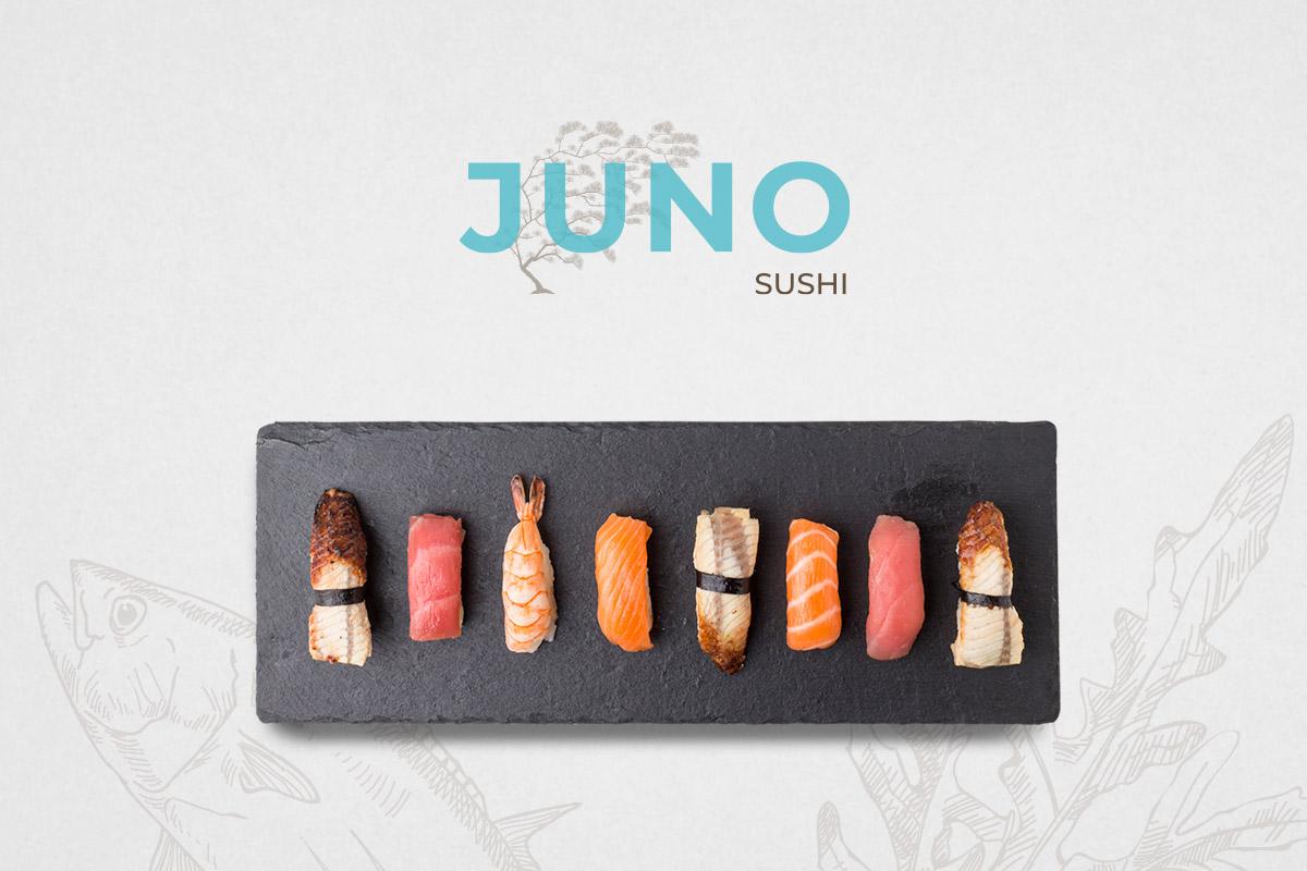 Projeto Juno Branding Sushi 4