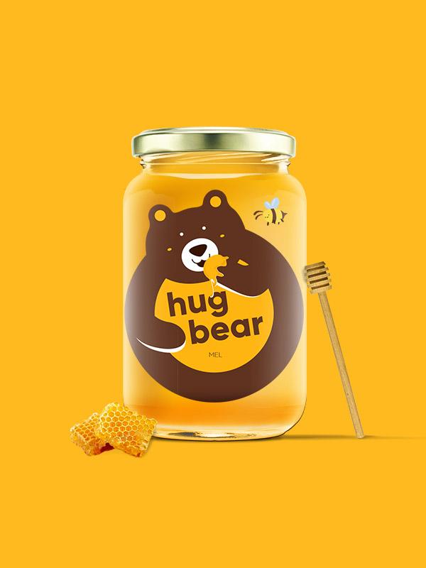 branding design hugbear1