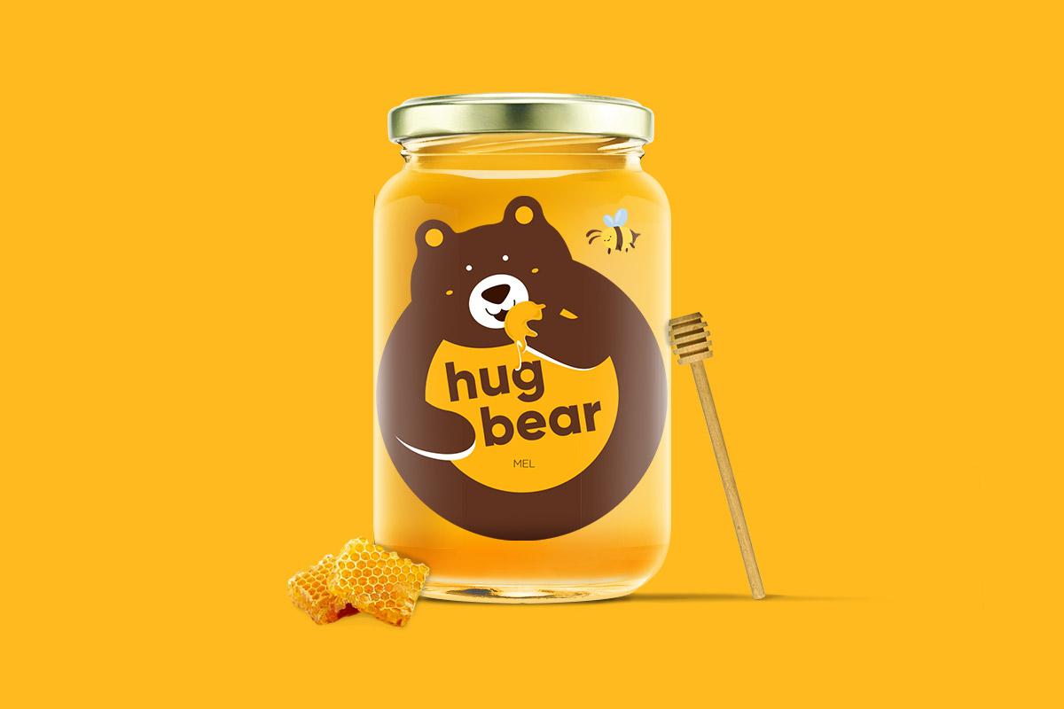 branding design hugbear2
