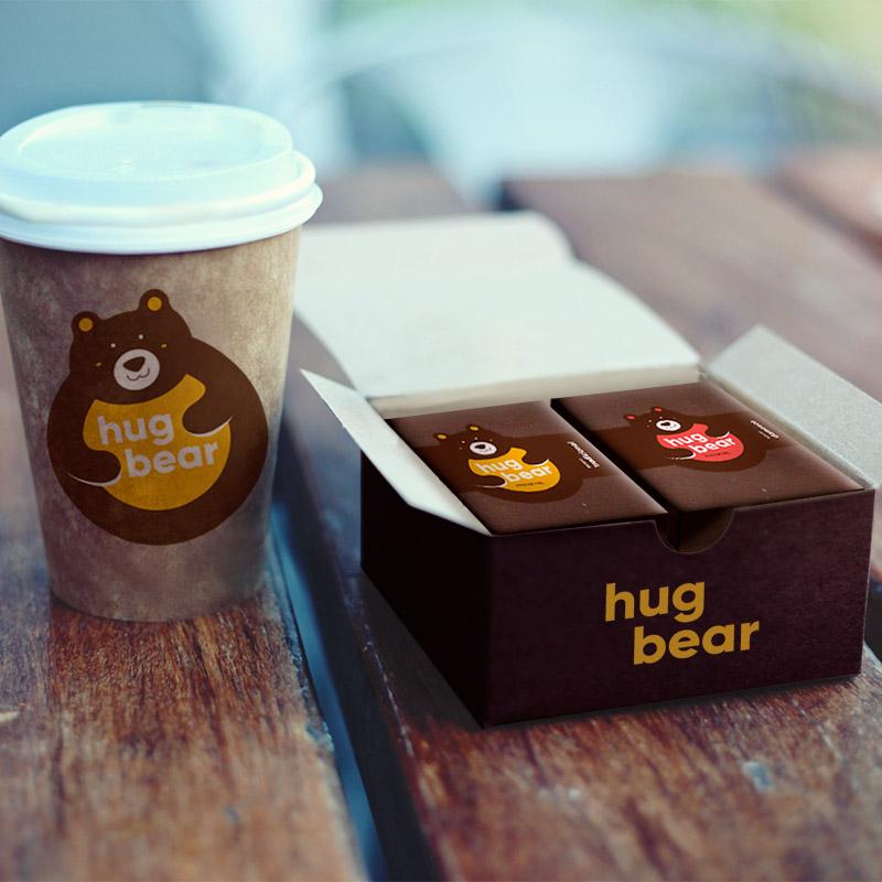 branding design hugbear3