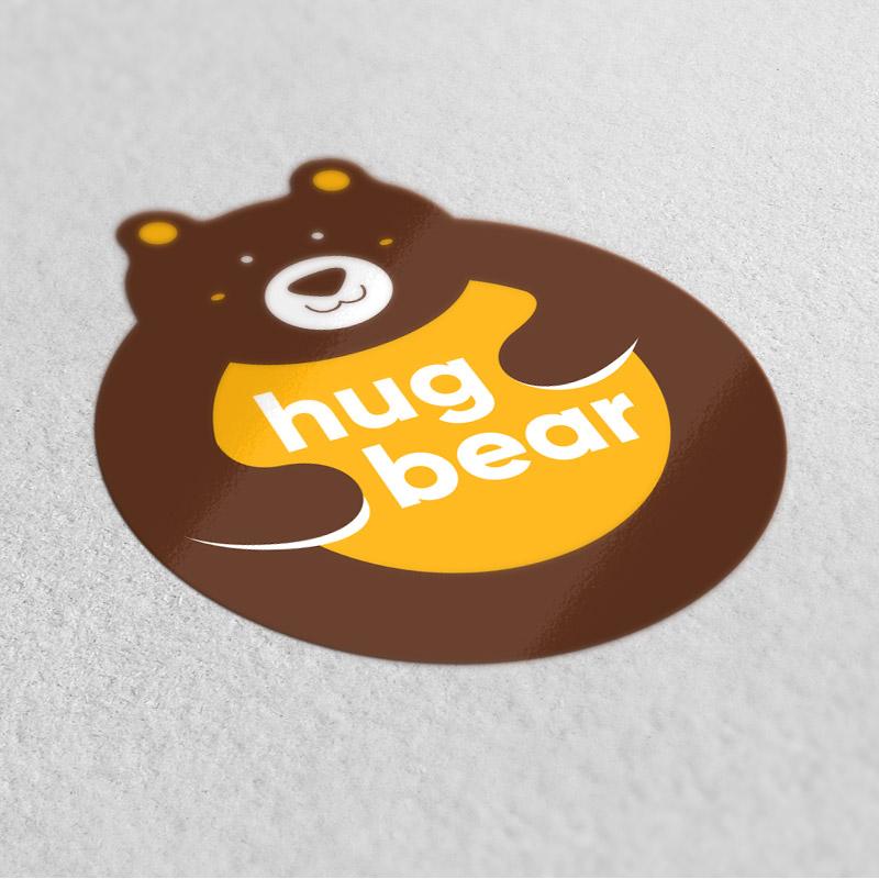 branding design hugbear4