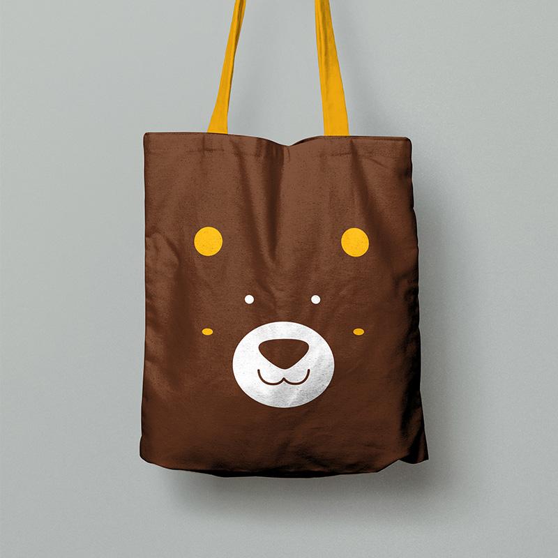 branding design hugbear8